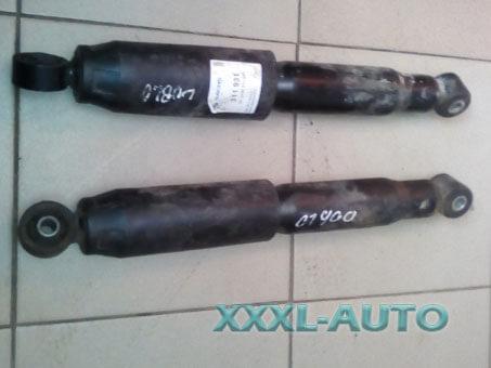 Задній амортизатор газовий (стойка ) Fiat-Doblo 51755255