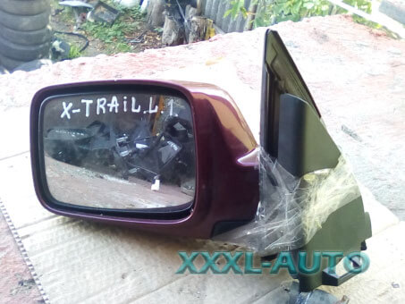 Зеркало ліве електро Nissan X-Trail T30 2001-2007