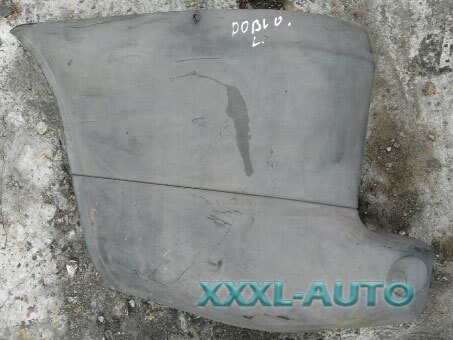 Клик бампера задній лівий Fiat Doblo 735388444