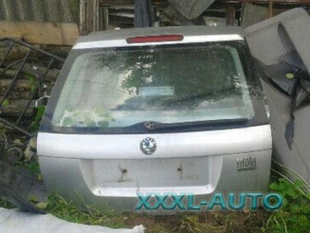 Кришка багажника (задня кляпа) Skoda Fabia Combi
