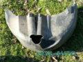 Підкрилок задній правий Skoda Fabia 1999-2007 6Y6810972A