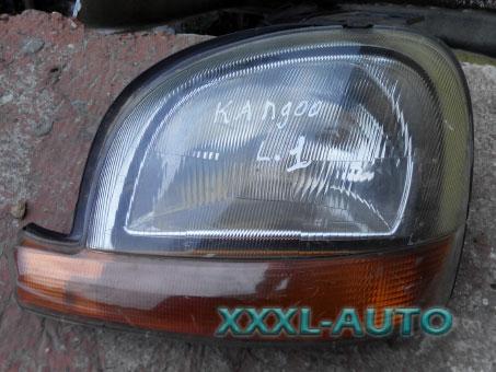 Фара передня ліва до 2003 Renault Kangoo 7701044039