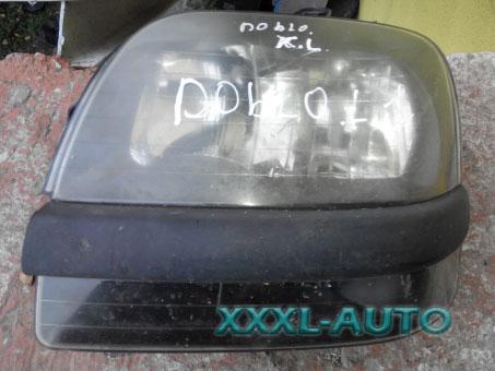 Фара передня ліва Fiat Doblo 2000-2005 46807765