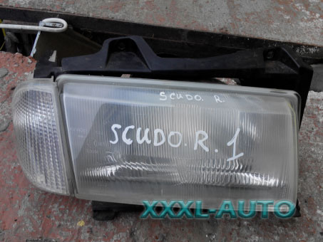 Фара передня права Fiat Scudo 1995-2004