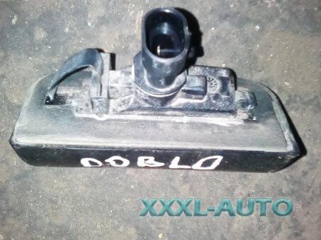 Підсвітка номерного знака Fiat Doblo 46738719 2000-2005