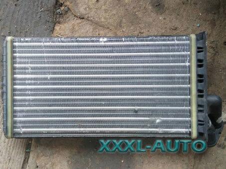 Радіатор пічки (обігрівач, обігрівач салону) Fiat Scudo 9566944680