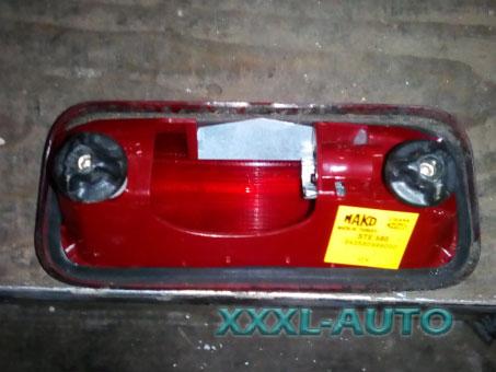 Фонар сигналу гальмування Fiat Doblo 040580999000
