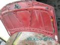 Капот червоного кольору Шкода Фабія 1 6Y0823031