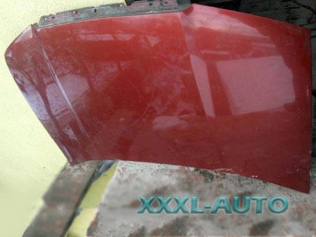 Капот Skoda Fabia 1999-2007 червоний колір 6Y0823031