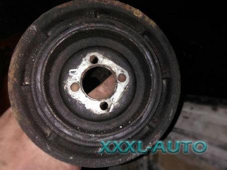 Шків коленвала демпферний Fiat Doblo 1.9d, 1.9Mjet