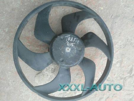 Вентилятор радіатора Renault Trafic 2.5 dci 2000-2014