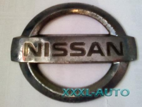Емблема Nissan X-Trail T30 2001-2007 848908H700