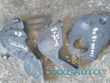 Захист ременя ГРМ (кришка) Fiat Scudo 0320 X6