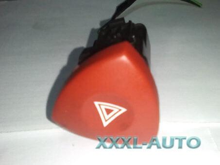 Кнопка аварійки Opel Vivaro 8200442724