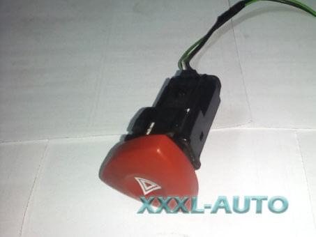 Кнопка аварійної сигналізації(аварійка) Renault Trafic 8200442724