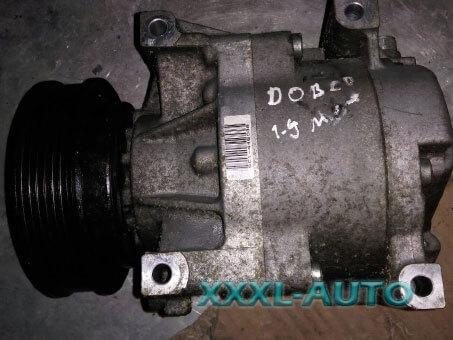 Компресор кондиціонера Fiat Doblo (2000-2009) SCS08C DENSO 447260-7000