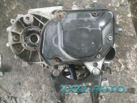 Механічна КПП Skoda Fabia 1.2 12V 02T301103J