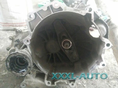 Механічна КПП Skoda Fabia 1.4 02T301103J 99-07