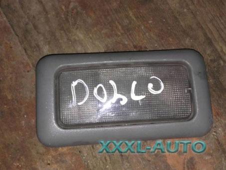 Плафон освітлення салону Fiat Doblo 735244962