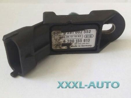 Фото Датчик тиску наддуву Renault Trafic 2.5 8200155613