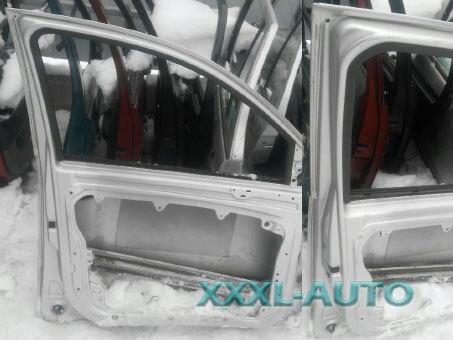 Дверка передня ліва Skoda Fabia 1999-2007 6Y0831051