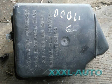 Фото Корпус блоку запобіжників Fiat Doblo 2000-2009