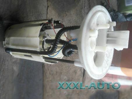 Насос паливний дизельний електричний в бак (датчик рівня палива, колба) Fiat Doblo 2000-2009