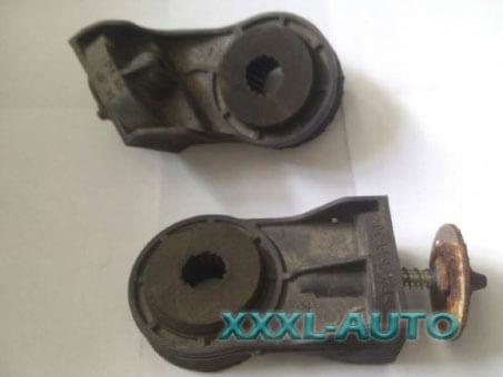 Фото Подушка радіатора верхня (кріплення) Fiat Doblo 46430981