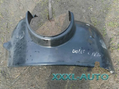 Фото Підкрилок передній правий Fiat Doblo 2005-2009 46747451