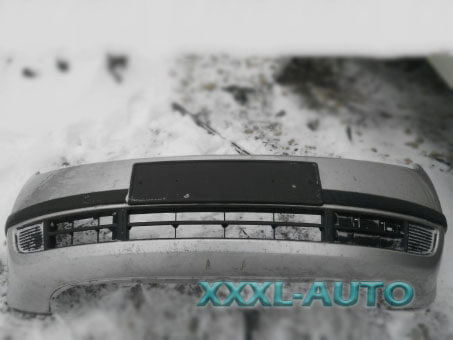 Фото Бампер передній комплектний Skoda Fabia 1 6Y0807221 (Cірий металік)