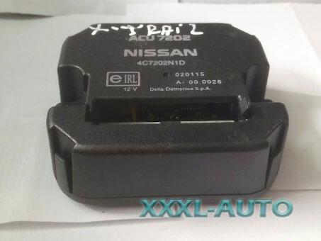 Фото Блок керування сигналізацією Nissan X-Trail T30 2.2Dci 2001-2007 4C7202N1D