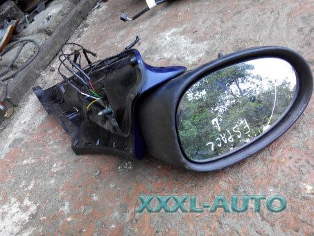 Фото Зеркало ліве Renault Espace III 1997-2002 електро