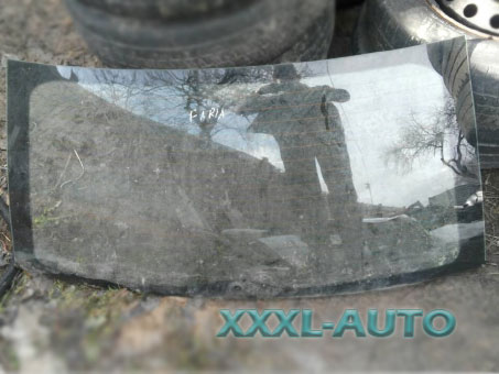 Фото Скло дверей багажника Skoda Fabia 1999-2007 6Y6845049K