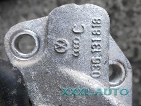 Фото Кронштейн кріплення клапана EGR Skoda Fabia 1.2 038131818