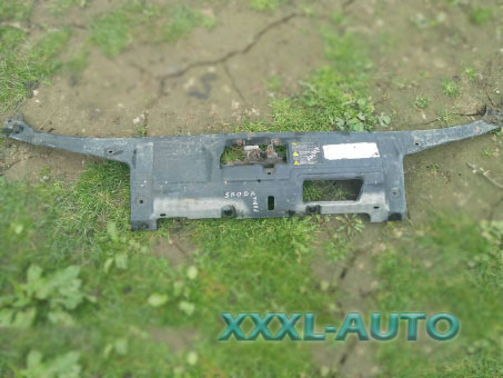 Фото Панель передня (верхня частина )для Skoda Fabia 1999-2007 6Y0805303D