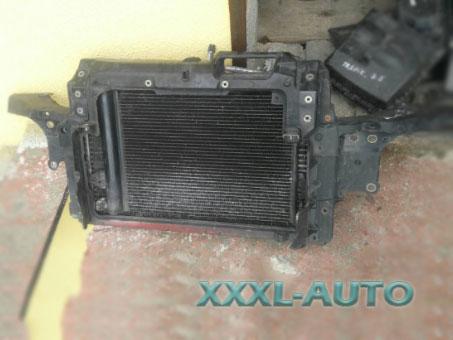 Фото Панель передня ( з кондиціонером) Skoda Fabia 1.2 6Y0805588M, 6Y0805588K