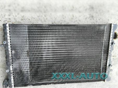 Фото Радіатор охолодження Skoda Fabia 1.2 з кондиціонером