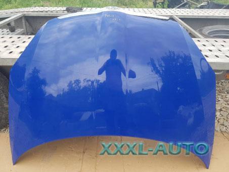 Фото Капот Skoda Fabia New 2007-2010 5J0823031A синій колір