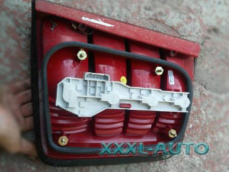 Фото Ліхтар лівий 05- седан універсал Skoda Fabia 1999-2007 6Y9945111D
