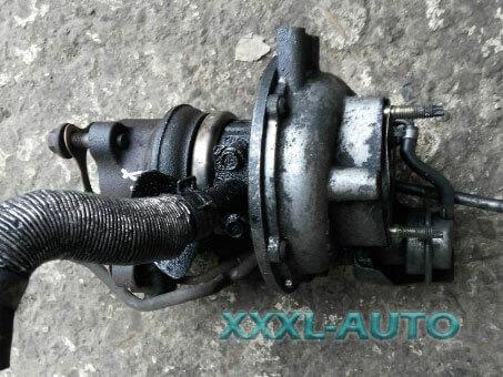 Фото Турбокомпрессор (турбина) для Nissan X-Trail (T30) 2001-2006