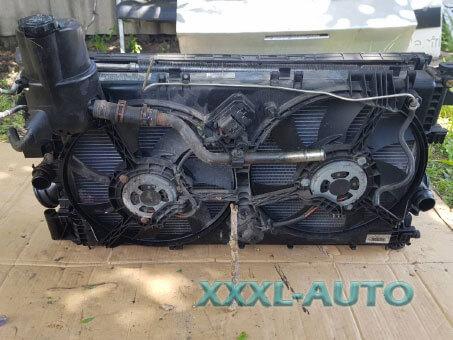 Фото Дифузор вентилятор (комплект з вентиляторами) Opel Insignia 2.0 CDTI 13223018