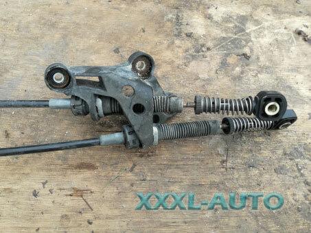 Фото Троси перемикання передач (комплект) Skoda Fabia 1.2 2 07-10 6Q0711265AL