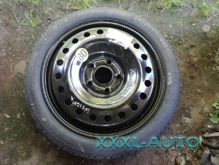 Фото Запасне колесо (запаска, докатка) R17 Opel Insignia