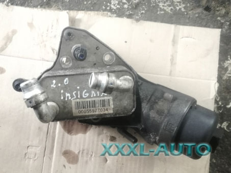 Фото Радіатор охолодження масла Opel Insignia 2.0 CDTI 00055577034