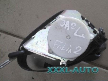 Фото Ремінь безпеки задній лівий Skoda Fabia New 5J6857447A