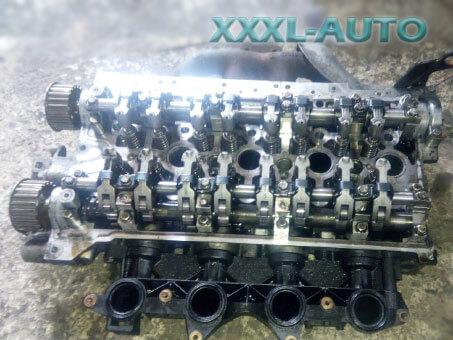 Фото Головка блоку циліндров (ГБЦ) Renault Trafic 2.5 Dci 2001-2006