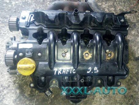 Фото Головка блоку циліндров (ГБЦ) Renault Trafic 2.5 Dci
