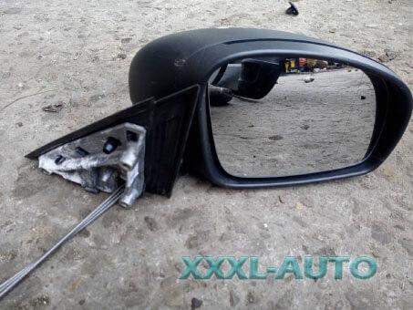 Зеркало механічне переднє праве Skoda Fabia New 5J1857508D