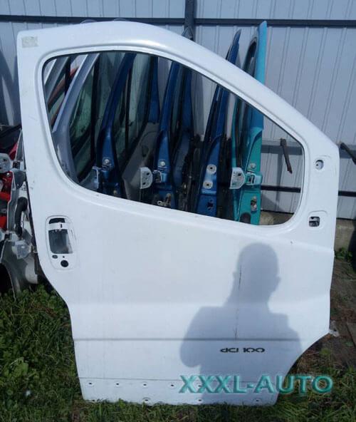 Фото Двері передні праві Renault Trafic 2000-2014 7751472215