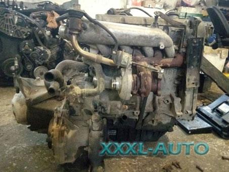 Фото Мотор Renault Scenic 1.9 DTI F9QA734